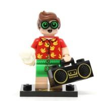 Jual Lego Minifigures The Batman Movie Series 2 Vacation Robin (71020) Murah