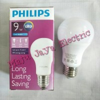 Bohlam Lampu LED Philips 9 w Watt Putih / Cool Daylight 9w 9watt E27