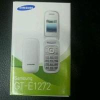 Samsung Caramel GT-E1272 White - Samsung Flip Lipat War Limited