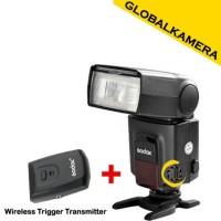 GODOX Tt560 Ii Plus Wireless Triger Universal Speedlite Flash