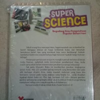 Harga asli super science buku buku | WIKIPRICE INDONESIA