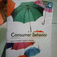 Buku Consumer Behavior 11th Edition By. Leon G.Schiffman