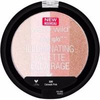 Wet n Wild Megaglo Illuminating Palette Catwalk Pink