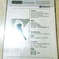 Promo Headset / Earphone Bluetooth Samsung Hm7000 Universal Handphone