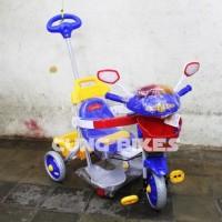 Jual Sepeda Roda Tiga Family Police Type 5983 Untuk Anak-Anak Murah