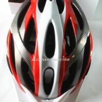 Jual Helm Sepeda Avand Dgn Lampu Dibgn Belakang Unik