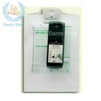 Paket Ujian Mantab Acrylic Faber Castell