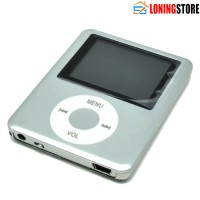 Pod MP3 Player 1.8 Inch LCD 8GB FM Radio