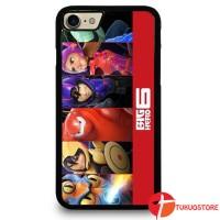 BIG HERO 6 3 DISNEY CASES iPhone Case & All Case HP