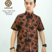 Batik Pria Danar Hadi Asli Solo 2
