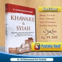 Buku Khawarij & Syiah - Sejarah, Ideologi dan Penyimpangannya