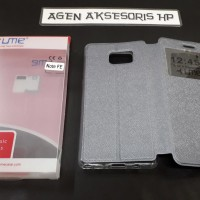 Flip Cover Samsung Note FE Fan Edition N935F 5.7 Sarung HP UME Classic