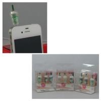 Plug 3.5 mm Audio Jack Dust Cover Starbucks
