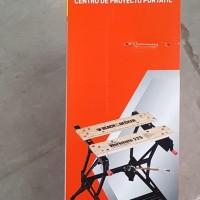 Black Decker WorkMate WM225 Meja Kerja Clamping Workbench Sawhorse