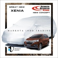 Custom Double Layer Body Cover / Sarung Mobil Great New Xenia 2016