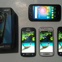 HP Handphone ACER Z330 4G Dual SIM & Samsung ACE 3 GT-S7270
