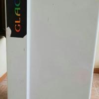 Kulkas Glacio Jazz Toshiba 1 pintu, antibacteria
