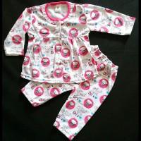 Harga baju tidur bayi setelan piyama bayi setelan murah meriah yeiko | antitipu.com