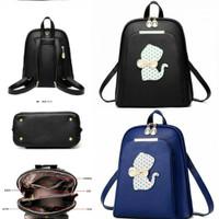 RS669 - 670 tas ransel punggung import bag batam murah wanita kerja