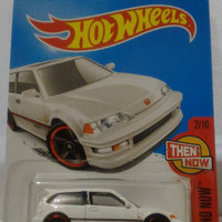 Hot Wheels '90 Honda Civic EF (White)