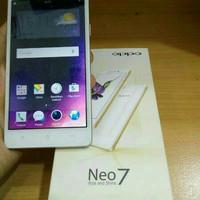 Oppo Neo 7 NEGO SILAHKAN (bukan Samsung bukan Lenovo bukan Xiaomi) Hp