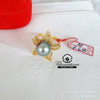 Cincin kendari emas mutiara laut