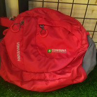 bodypack tas slempang pinggang consina anabanda bukan eiger cotrek