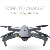Drone Pocket Eachine E58 2.4GHz 6 Axis Gyro WiFi HDCam With 3 Battery