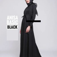 Supplier Hijab Gamis Cantik Jual dress Murah/Grosir dress Murah/ANISA