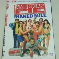 "Dvd Film American Pie "" The Naked Mile"""