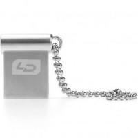 LD USB 2.0 Flash Drive Mini Waterproof V8 - 16GB - Silver