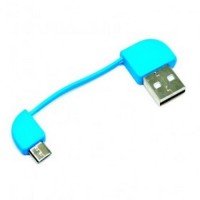 Replaceable Micro USB Cable for Powerbank Hame T6 - Blue