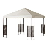 IKEA AMMERO Gazebo Tenda Ruang Luar