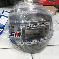 kaca helm gm evo gm fighter original ori gm