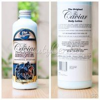 EXSCLUSIVE Caviar Body Lotion BPOM Caviar Lotion Original BPOM