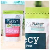 TERBATAS Fleecy Bangle Tea 25 tea bag Teh Pelangsing Original 100