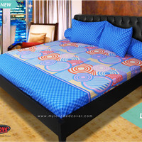 Sprei My love rumbai 180 x 200 Loop ( King size )