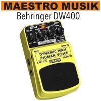 BEHRINGER DW400 Dynamic Wah / Human Voice