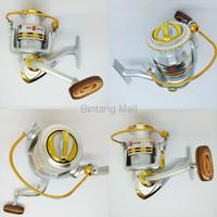 FISHING REEL DEBAO XY 5000 10 1 BALL BEARINGS BONUS SENAR DAN KAIL