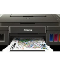 PRINTER CANON G3000 PSCW (PRINT SCAN COPY WIFI)