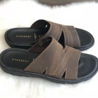 Sandal  Pria Everbest Abbas Coffee Original Sale