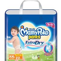 Mamypoko Mamy poko extra dry pants XXL22 / XXL 22 tipe celana