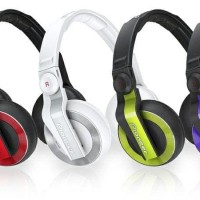Pioneer Hdj-500 - Professional Compact Stylish Dj Headphone