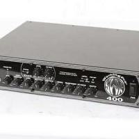 Swr Working Pro 400 Head Bass Amplifier