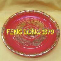 LIMITED EDITION Piring Saji Buah Puja Sembahyang Fu Long Feng Ba Bao M