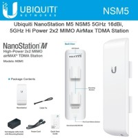 Ubnt NanoStation M5 NsM5 5Ghz