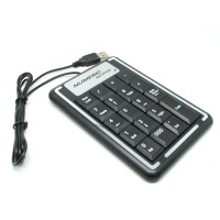 Portable USB Numeric Keypad - K-015