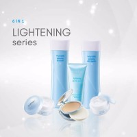 Harga 1 Paket Wardah Lightening Series Travelbon.com