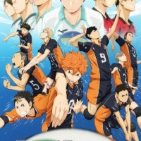 Anime Haikyuu!! S1 S2 S3 + OST - Kaset DVD for PC Laptop