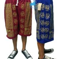 Celana Pendek Santai Pria Wanita Bali JUMBO Promo Termurah